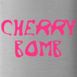 Cherry Bomb Graffiti - Water Bottle
