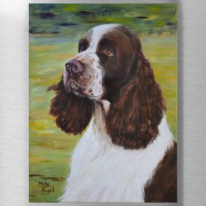 English Springer Spaniel - Borraccia