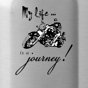 Life is a journey - Water Bottle