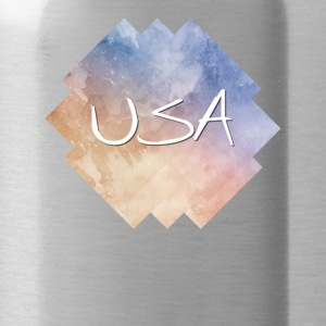 USA - United States - Water Bottle