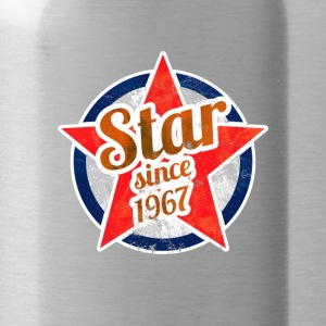 Gift for Stars born in 1967 - Water Bottle