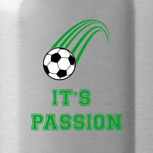 Fußball: It´s passion! - Trinkflasche