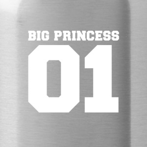 BIG PRINCESS - Vattenflaska