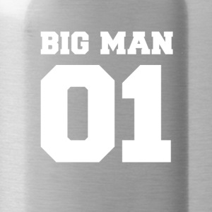 BIG MAN - Vattenflaska