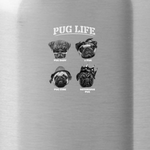 Pug life - Water Bottle
