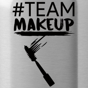 Beauty / MakeUp: #TeamMakeup - Trinkflasche