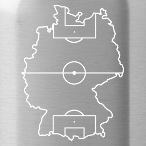 Soccer Germany - Water Bottle