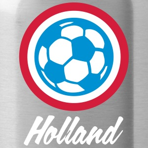 Holland Football Emblem - Vattenflaska