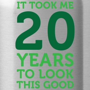 It Took 20 Years To Look So Good! - Water Bottle