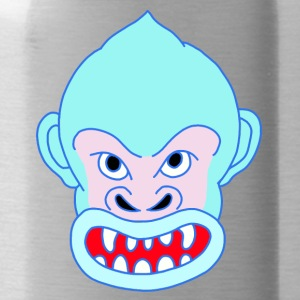 Blue Gorilla - Water Bottle
