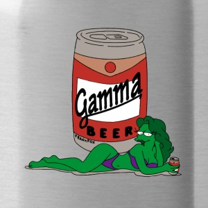 Gamma_beer_gif - Trinkflasche
