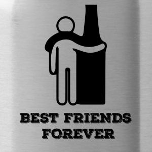 Beer / Best Friends: Best Friends Forever - Water Bottle