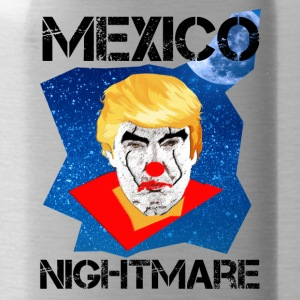 Mexico Blue Nightmare / The Mexico Blue nachtmerrie - Drinkfles