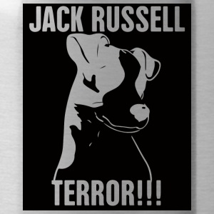 Hund / Jack Russell: Jack Russel Terror!!! - Trinkflasche