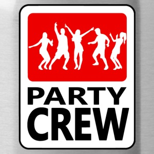 Party Crew - Trinkflasche