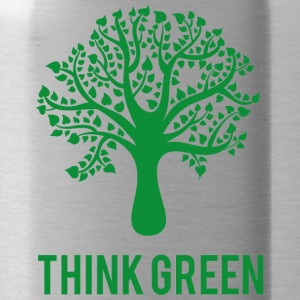 Earth Day / Earth Day: Think Green - Water Bottle