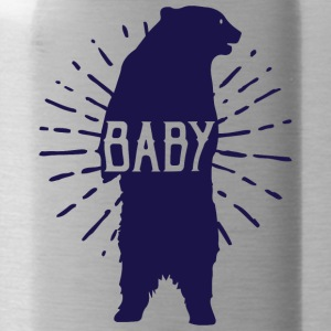 Baby Bear Mother s Day - Trinkflasche