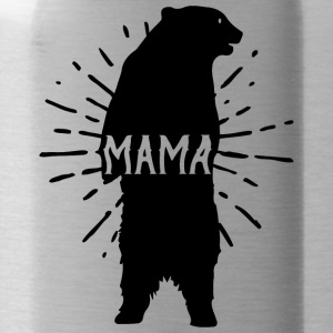 Mama Bear Mothers Day - muttertag - Trinkflasche
