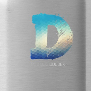 dub dubber music dubbing mc mix App dance D - Water Bottle