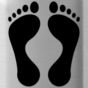 Feet - Water Bottle