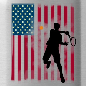 stella Tennis US Open in America Flagg tibreak Player - Borraccia
