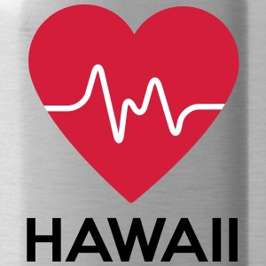 cuore Hawaii - Borraccia