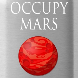 Occupy March Space - Trinkflasche