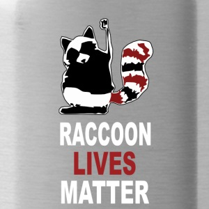 Raccoon Lives Matter - Gourde