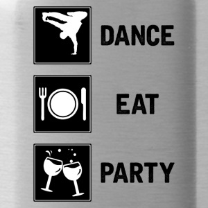 Danse, EAT, PARTY - Gourde