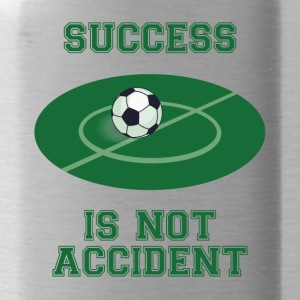 Fußball: Success is not Accident - Trinkflasche