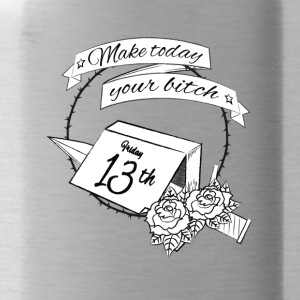 Brain Candy Clothing: Make today your b ... - Water Bottle