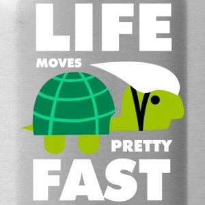 Life moves pretty fast - Water Bottle