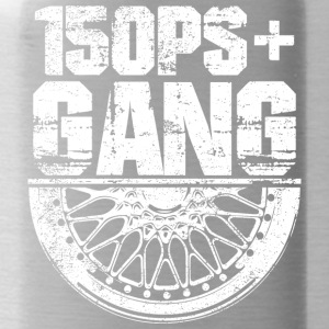 150 PS Gang White - Trinkflasche