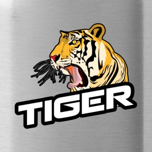 Asian Tiger - Trinkflasche