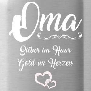 Oma Gold - Trinkflasche