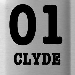 clyde - Borraccia