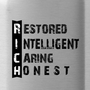 RICH T Shirt - Water Bottle