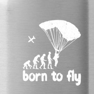 Evolution Skydiving - Trinkflasche