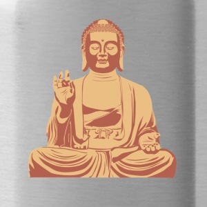 Budda Sitting - Water Bottle