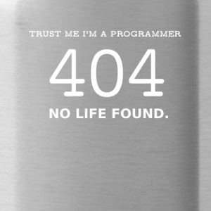 TRUST ME I'M A PROGRAMMER - Trinkflasche