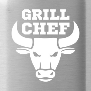 Grill T Shirt - Water Bottle