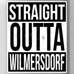 Straight Outta Wilmersdorf - Water Bottle