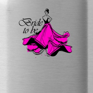 Bride to be! Bride to be! - Water Bottle