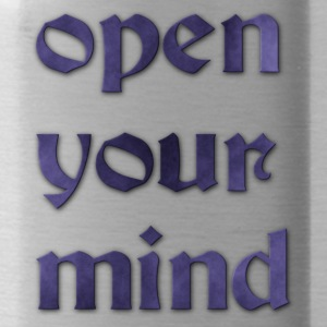 open_your_mind-PNG - Borraccia