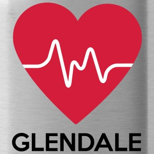 heart Glendale - Water Bottle