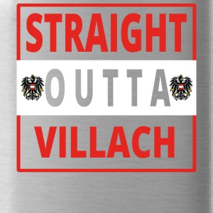 Straight outta Villach - Water Bottle
