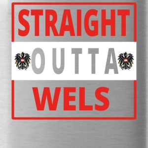 Straight outta Wels - Drinkfles