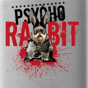 Lapin Psycho - Gourde
