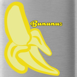 bananas - Water Bottle