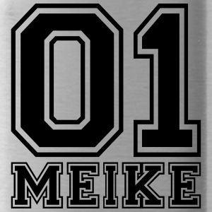 Meike - Name - Water Bottle